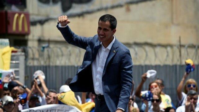 سیاستمدارانی که گوآیدو را به کلمبیا قاچاق کردند، تحت پیگرد قرار می گیرند