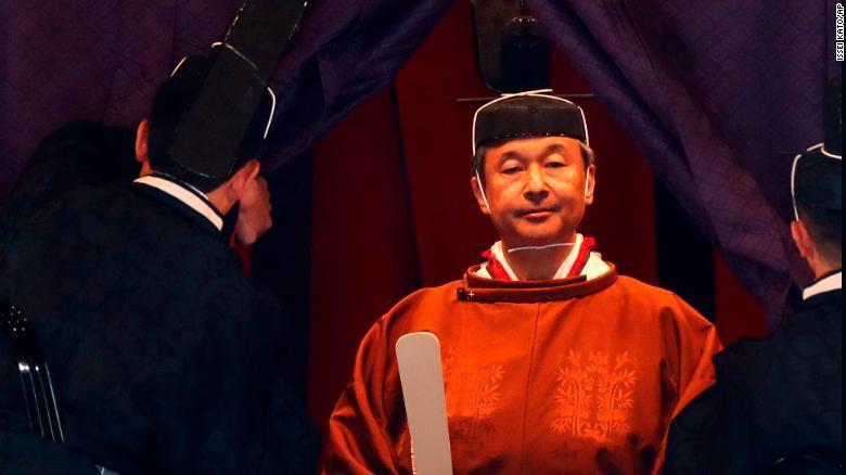 امپراتور جدید ژاپن امروز بر تخت می نشیند
