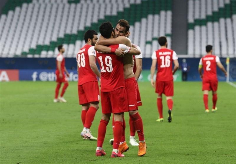واکنش AFC به فزونی دیرهنگام پرسپولیس مقابل السد