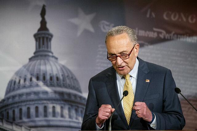 درخواست رهبر دموکراتهای سنای آمریکا برای تاخیر در برگزاری نشستهای تایید نامزد دادگاه عالی