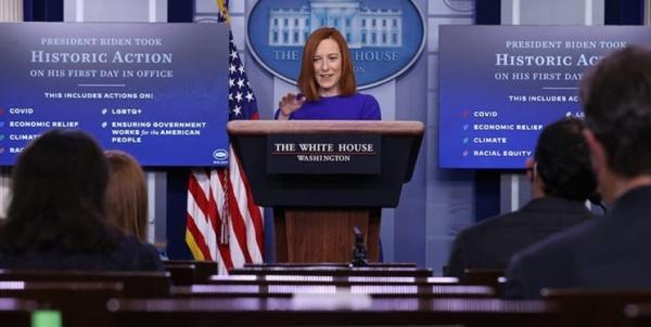 کاخ سفید: انتظار داریم گفت وگوهای وین طولانی و سخت باشد