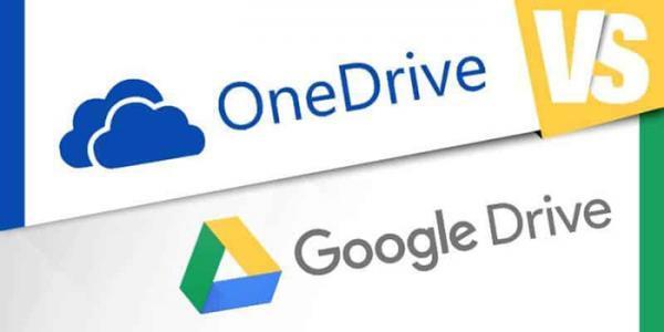 تفاوت Google Drive و OneDrive از نظر ساختار، هزینه و ویژگی ها