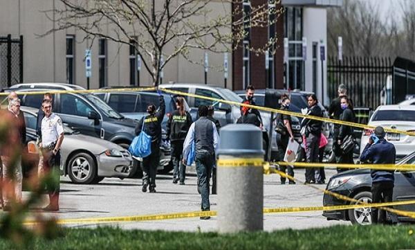 تیراندازی در کارولینای شمالی با مرگ مادر، ناپدری و دو افسر پلیس تمام شد