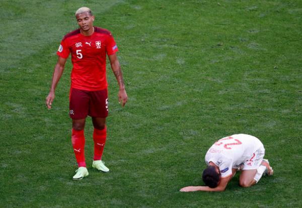 غیبت احتمالی ستاره خط حمله اسپانیا در نیمه نهایی