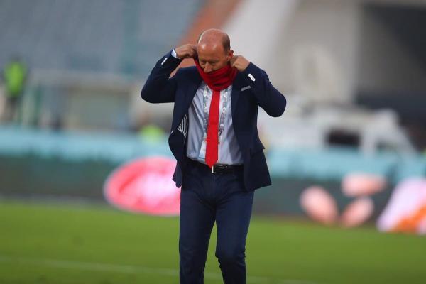 درخواست پرسپولیس به فیفا و AFC درباره کالدرون، قرمزها در پی زدن دو نشان با یک تیر!
